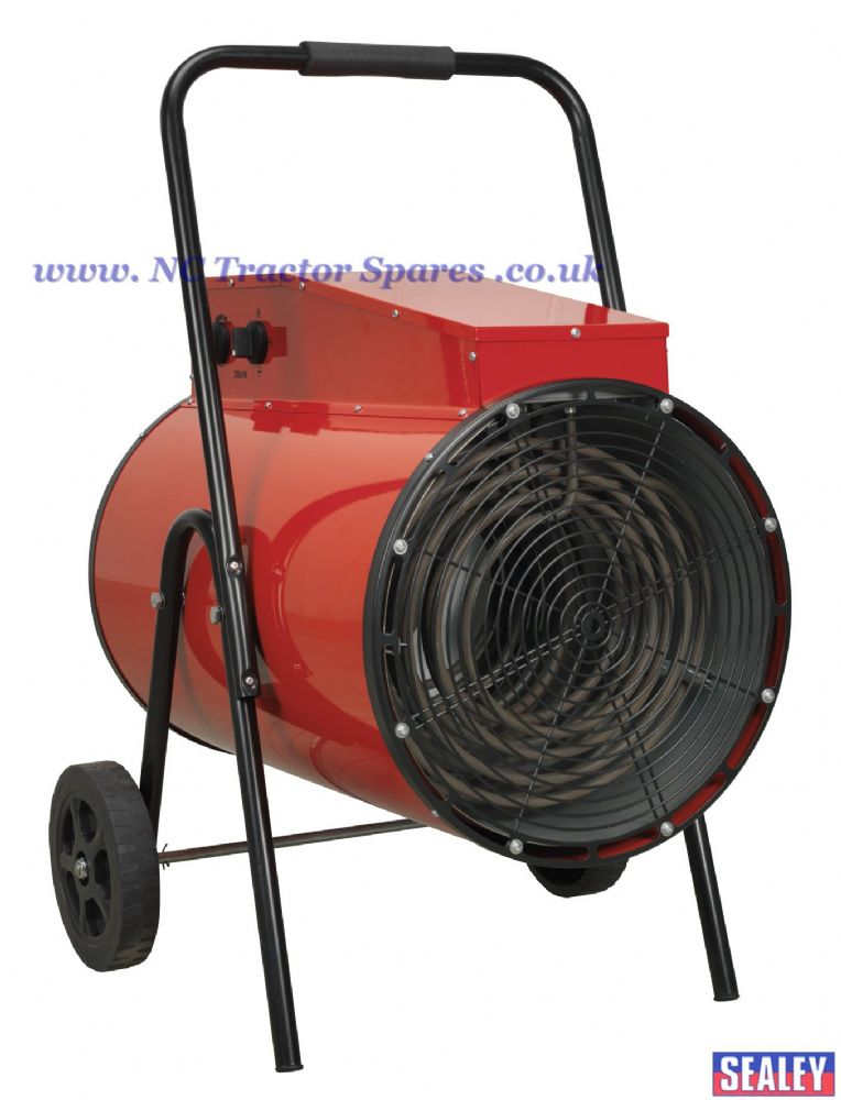 Industrial Fan Heater 30kW 415V 3ph
